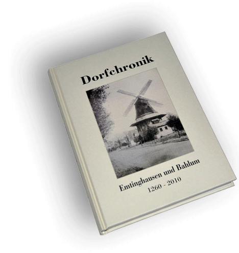Die Dorfchronik über 750 Jahre Geschichte als Buch